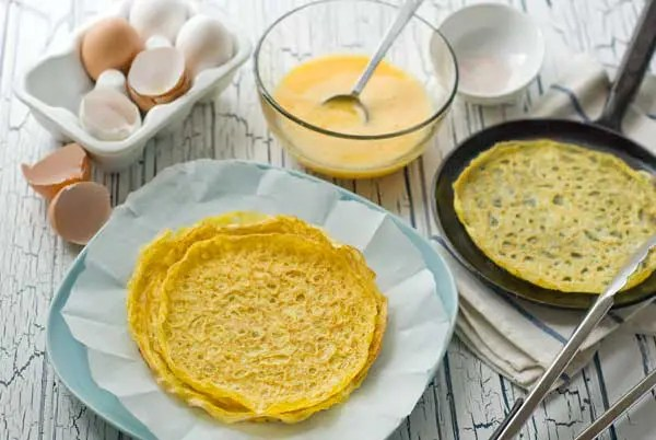 gluten-free-egg-crepes - SimplyGlutenFree