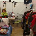 selbstgemachte Bekleidung - MakerFaire 2016 Hannover
