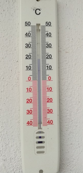 mittlere Tagestemperatur