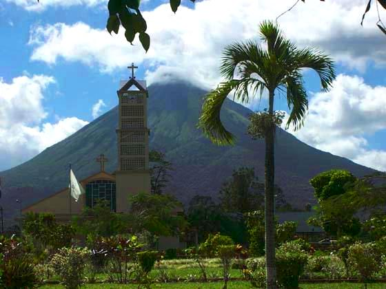 Costa Rica Mountian tourism