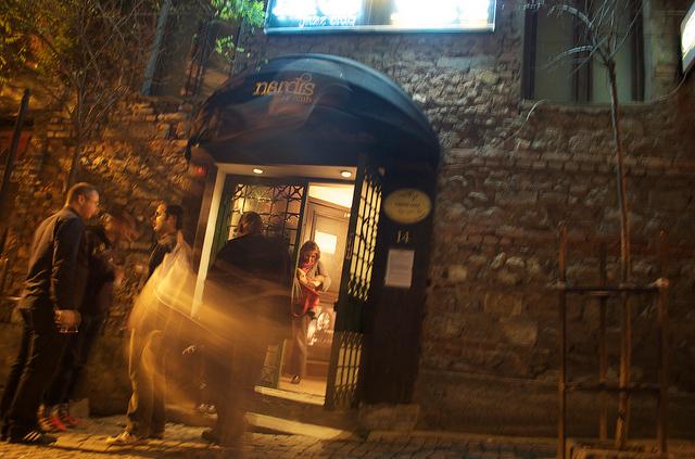 istanbul by night Nardis