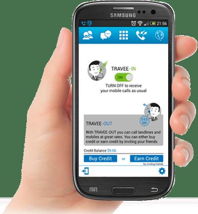 Travee Messaging App