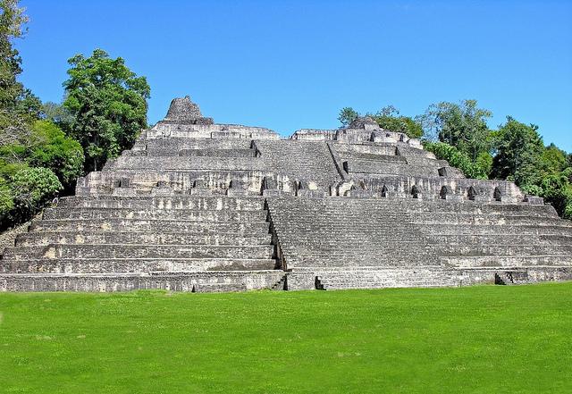 Belize Jungle Ruins