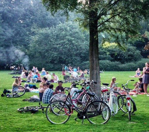 Plan your visit to Amsterdam park