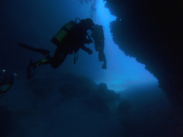Kas, Turkey Diving