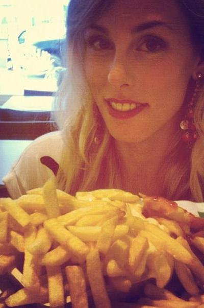 Belgium French Fries