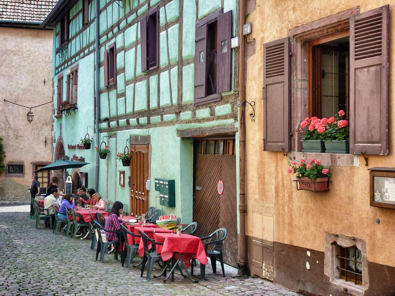 Alsace France Wine
