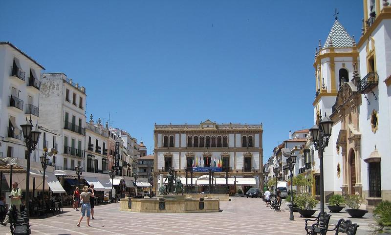 Ronda's Plazada Toros