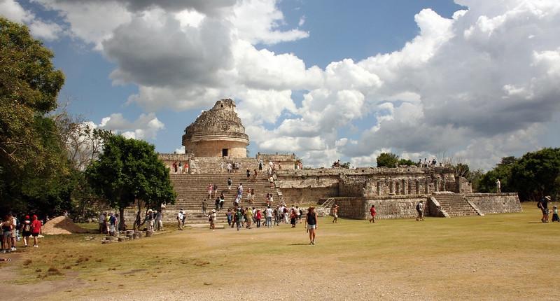 7 Wonders of the World - Chichen Itza, Mexico