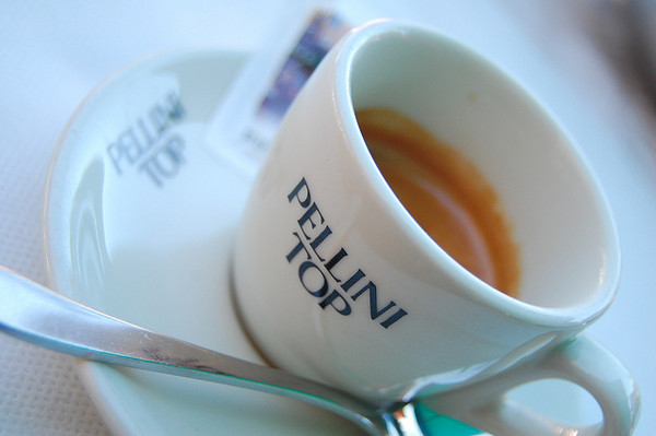 Café Culture Italy's Quick Coffee