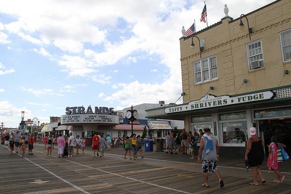Stroll the Famous Boardwalk