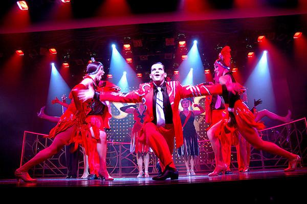 Cruise Broadway musical