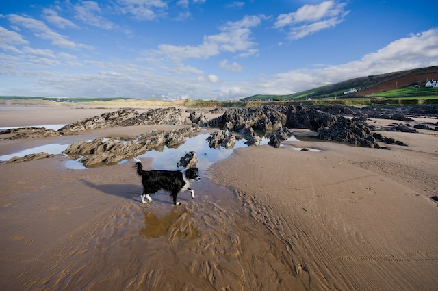 Southern England's Beautiful Beaches