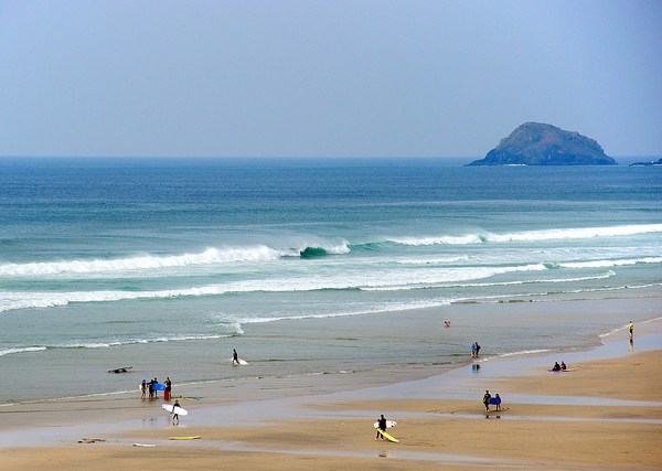 Exploring Cornwall's Best Beaches For Surfing
