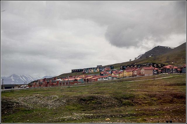 Spitsbergen Norway