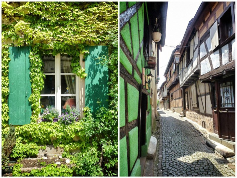 The Alsace Wine Route