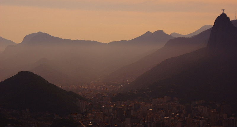 7 Wonders of the World -Christ the Redeemer, Brazil