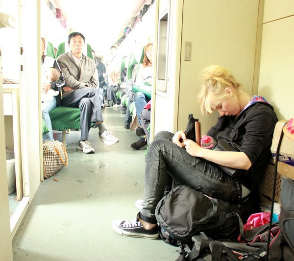 Budget Travel In China via train