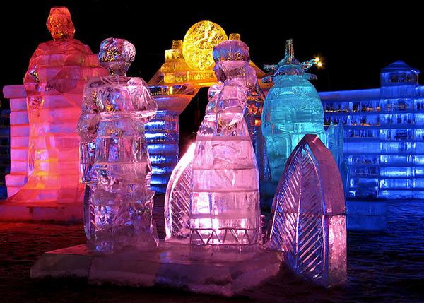Visit A Winter Festival