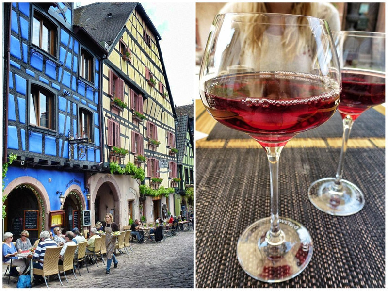 French Wine Alsace France