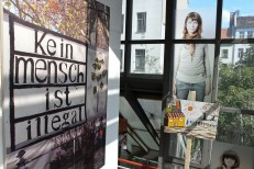 Exhibition Opening WE WILL RISE – REFUGEE MOVEMENT – Exhibition and Archive in Progress