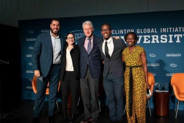 AsylumConnect Recognized at Largest Clinton Foundation CGI U Alumni Event
