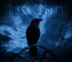Blue Raven-writing inspiration Billy