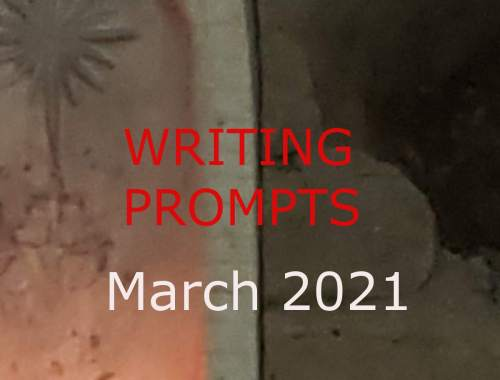 2021 Writing Prompts