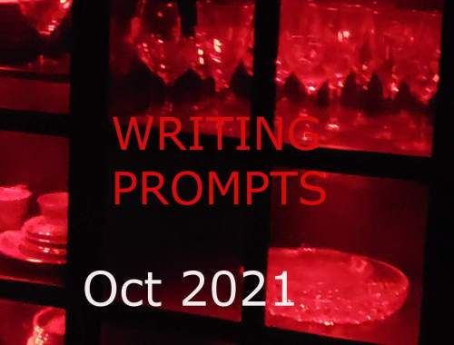 Writing Prompts 2021