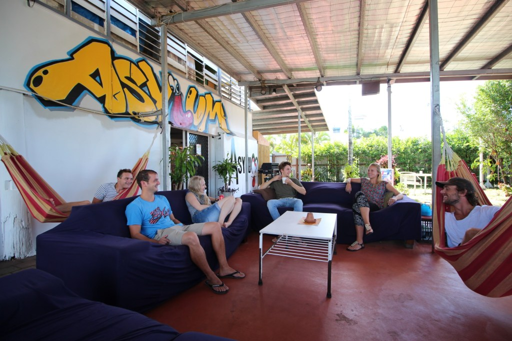 Cairns Hostel