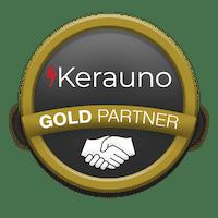 Kerauno Partner Logo - Asymmetric