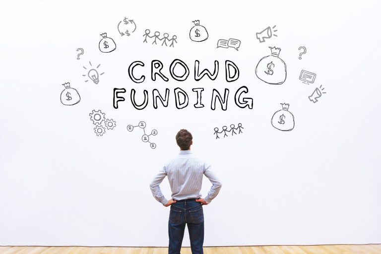 Crowdfunding for small business finance