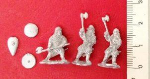 Byzantium - Varangian guards with axe
