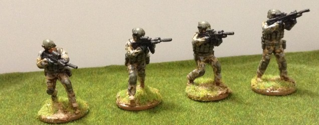 28mm Special Forces