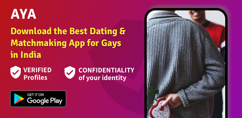 gay dating app india