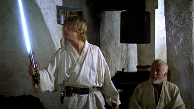 """Obi-Wan discusses a """"more civilized age... before the dark times, before the Empire."""""""