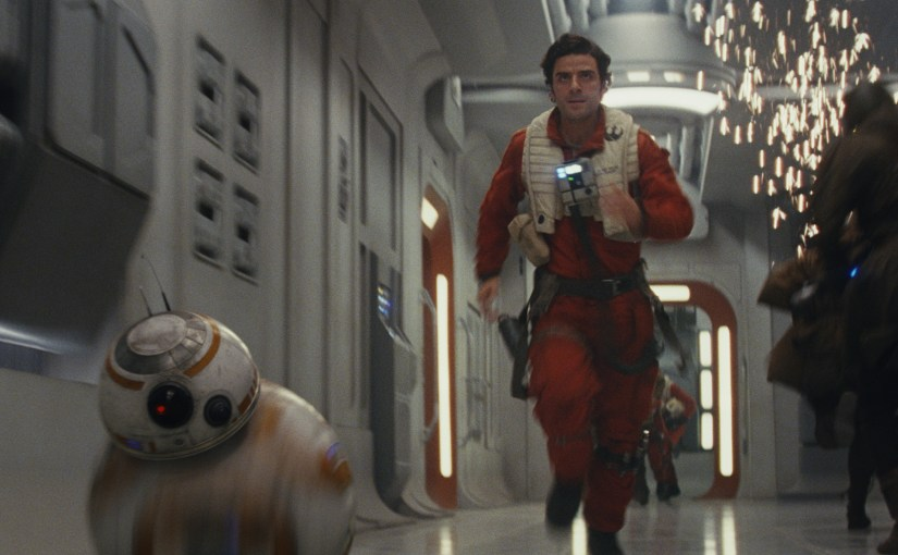 How Poe Dameron and Jesus Christ Change the Galaxy