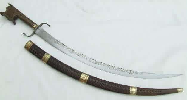 arabian-sword