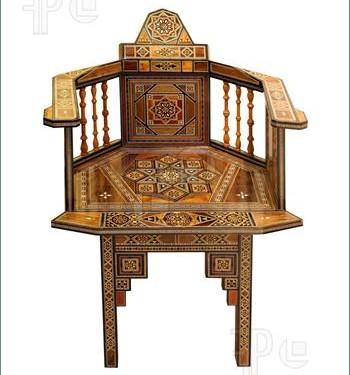 Traditional-Arabic-Chair