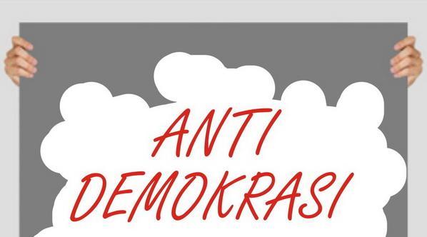 anti-demokrasi
