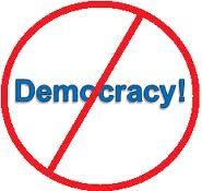 no-democracy