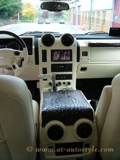 Hummer H2 Interior Replacement Parts Motorview