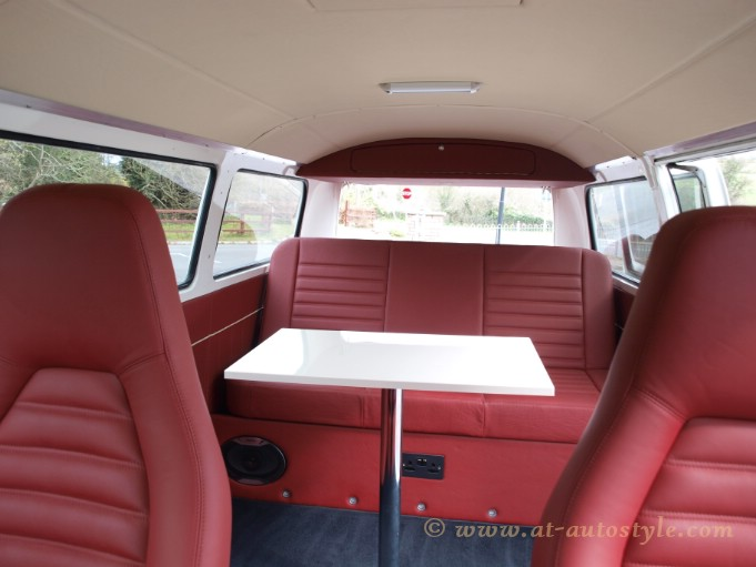 VW T2 Interior AampT Autostyle
