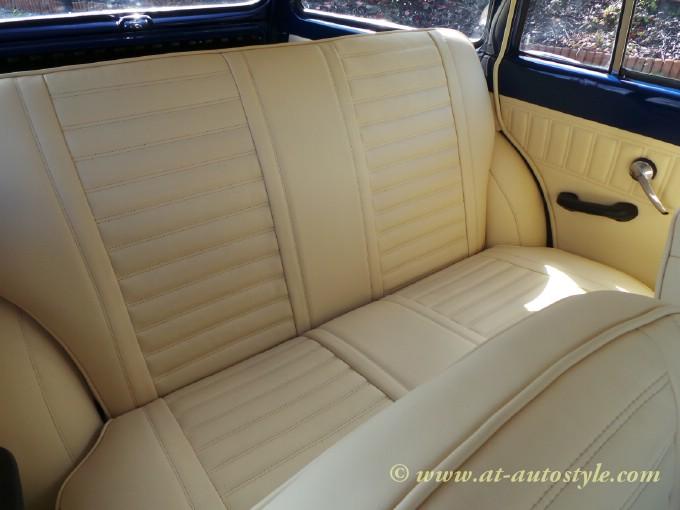 Volvo Amazon estate 1966 complete interior  AT Autostyle