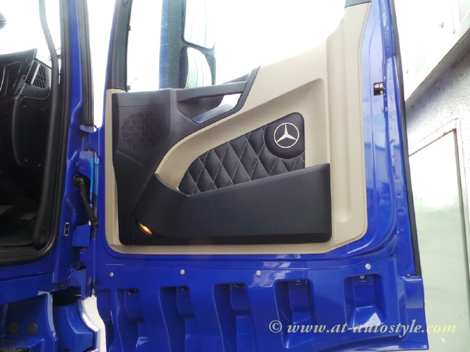 Mercedes Benz Actros Interior AampT Autostyle
