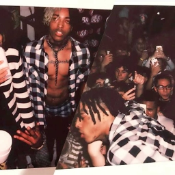 Trippe Red ft xxxTentacion Love letter to hell by