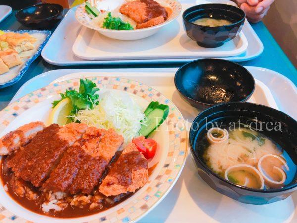 新日本海フェリー あざれあ レストラン
