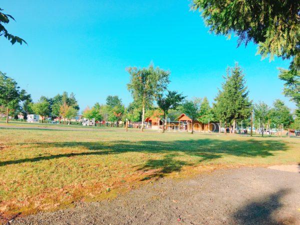 上富良野 日の出公園オートキャンプ場