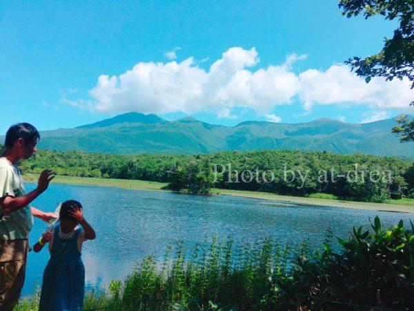 知床五湖 2湖