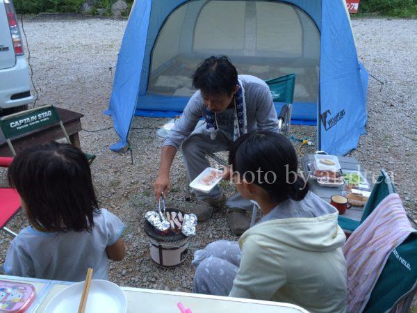 姉川パークキャンプ場